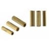 Beadalon Large Crimp Tubes Brass Color 10mm 7Pc/size 21pc